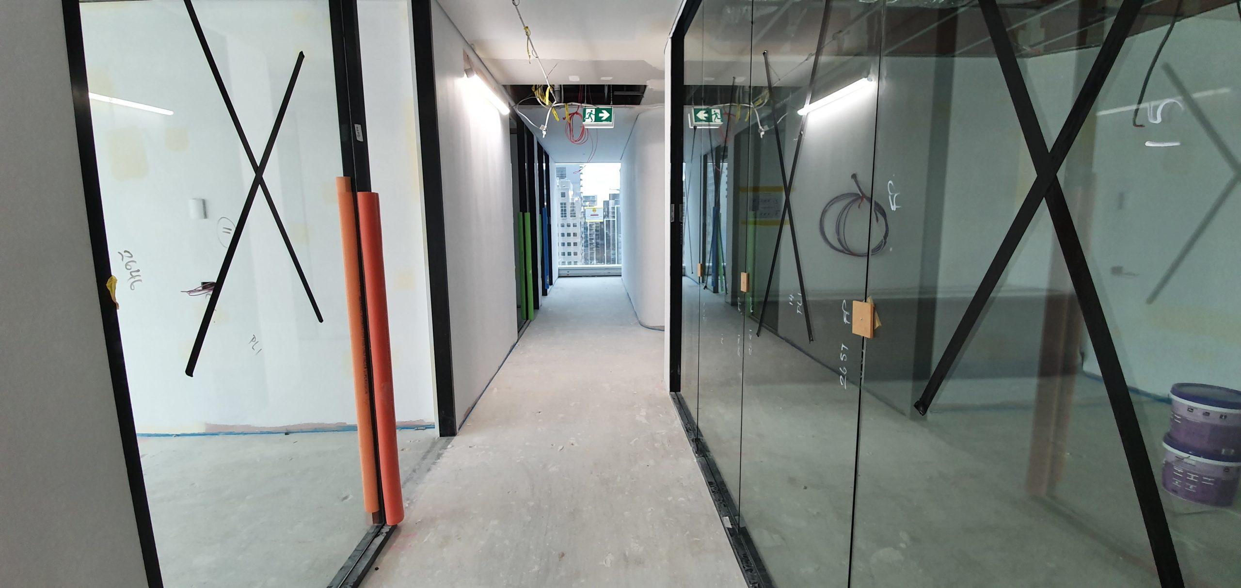 Level 16 Corridor