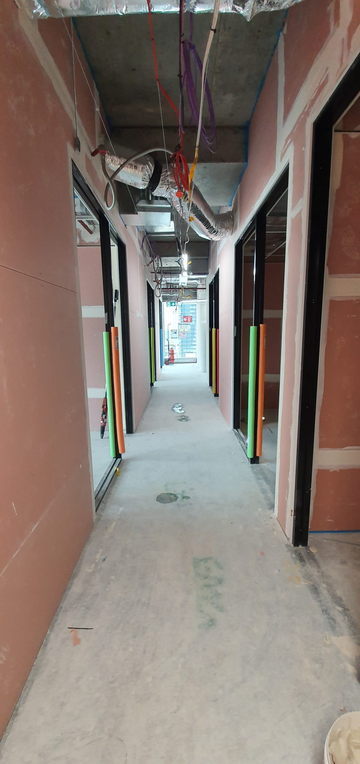 Level 17 Corridor